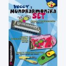 Voggys Mundharmonika-Set