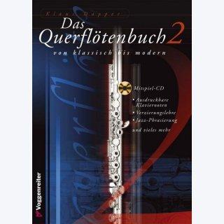 Querflötenbuch Bd. 2 (CD)