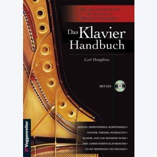 Klavierhandbuch (mit CD)
