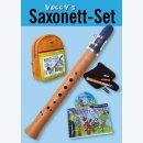 Voggys Saxonett-Set