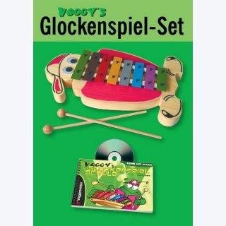 Voggys Glockenspiel-Set (im Karton)