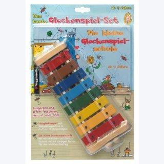Buntes Glockenspiel-Set (Blister)