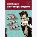 Kropps Blues Harp Songbook (CD)