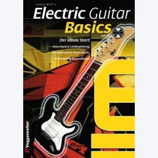 Electric Guitar Basics (CD)