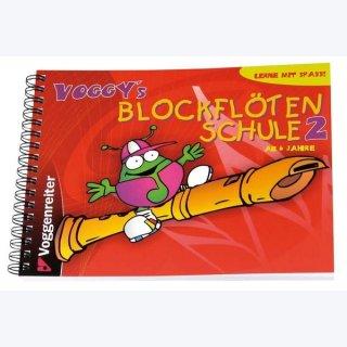 Voggys Blockflöten-Schule 2