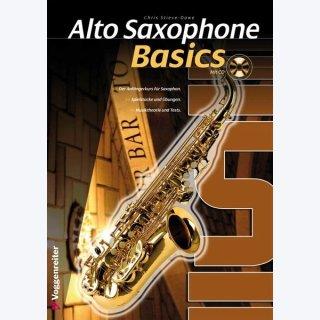 Alto Saxophone Basics (CD)