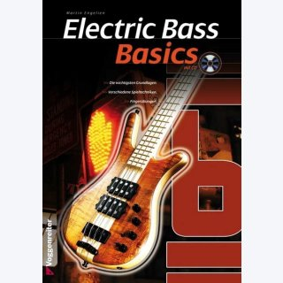 E-Bass Basics (CD)