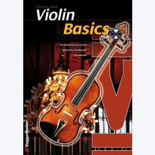 Violin Basics (CD)