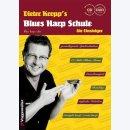 Kropps Blues Harp Schule (CD/DVD)