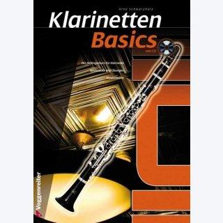 Klarinetten-Basics (CD)