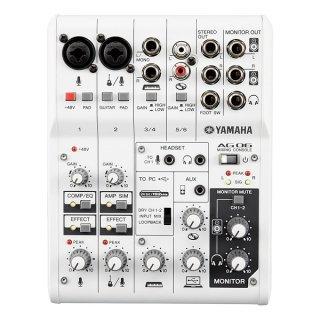 Yamaha AG 06 USB Audio Interface