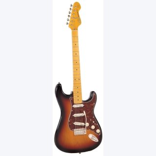 Vintage Reissued V6MSSB E Gitarre