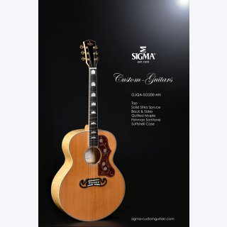 Sigma GJA-SG200-AN Gitarre