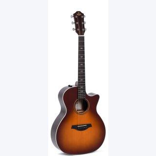 Sigma GTCE-2-SB akustik Gitarre