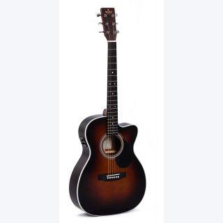 Sigma OMTC-1STE-SB akustik Gitarre