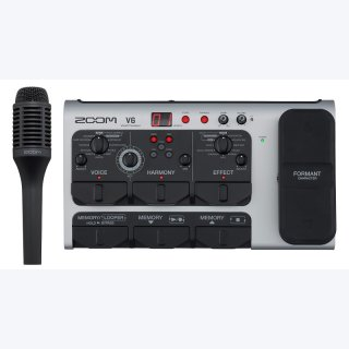 Zoom V6 Vocal Prozessor