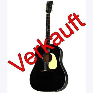 Martin DSS 17 Black Smoke Gitarre