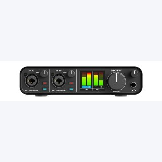 Motu M2 Audio Interface