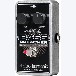 Electro Harmonix Bass Preacher